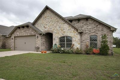 Lindale Single Family Home For Sale: 341 Kingdom Blvd.