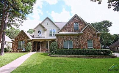 Tyler Single Family Home For Sale: 1975 Stonegate Valley Dr