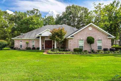 Longview Single Family Home For Sale: 5026 Gregg Tex Rd.