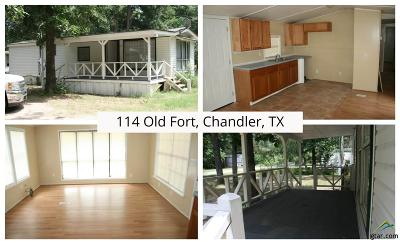 Chandler Commercial For Sale: 114 Old Fort