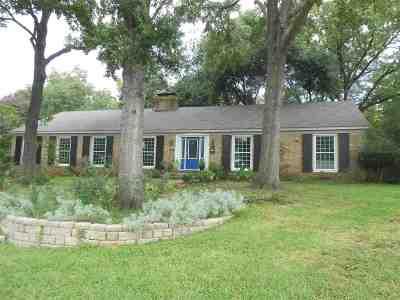 Tyler Single Family Home For Sale: 3000 Jan