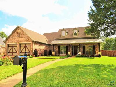Tyler Single Family Home For Sale: 3701 Winding Way