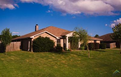 Lindale Single Family Home For Sale: 12120 Cross Fence Tr.