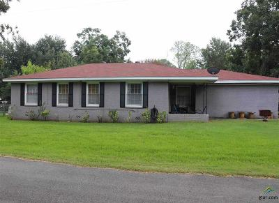 Grand Saline Single Family Home For Sale: 440 N Collier
