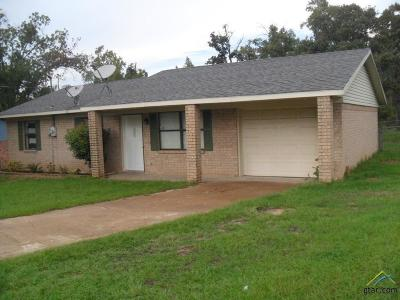 Mineola TX Single Family Home For Sale: $95,000