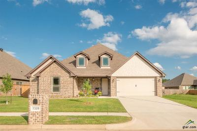 Tyler Single Family Home For Sale: 7328 Rolling Acres