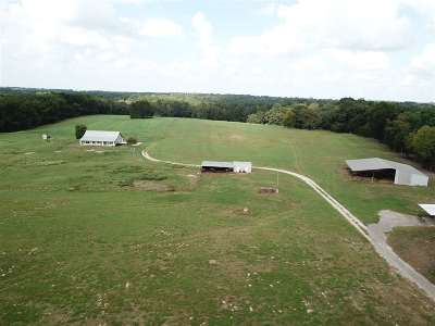 Tyler Farm For Sale: 11542 County Road 2298