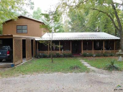 Quitman TX Single Family Home For Sale: $224,900