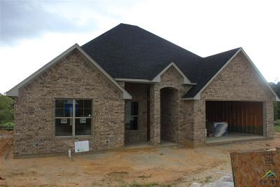Tyler Single Family Home For Sale: 2957 Salado Creek