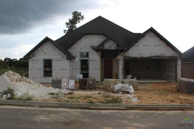 Tyler Single Family Home For Sale: 2967 Salado Creek