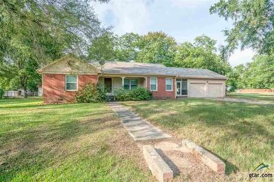 Longview Single Family Home For Sale: 200 E Ann Dr.