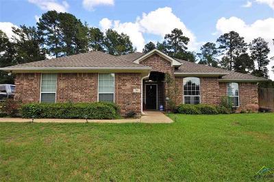 Longview Single Family Home For Sale: 248 Sweetheart Ln