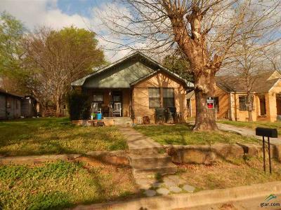 Tyler Single Family Home For Sale: 2020 N Ross Ave