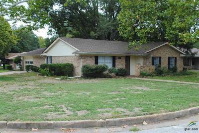 Tyler Single Family Home For Sale: 2731 Anita Ln