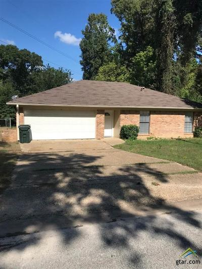 Tyler Single Family Home For Sale: 2302 Woodhaven