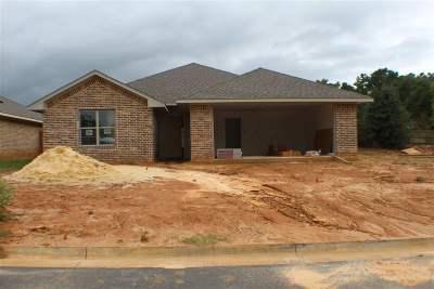 Flint Single Family Home For Sale: 5421 Meadow Ridge