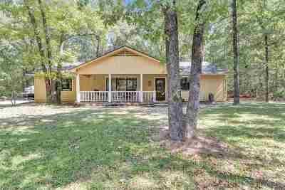 Hawkins TX Single Family Home For Sale: $145,000