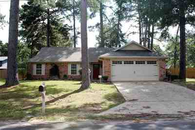 Flint Single Family Home For Sale: 19033 Pinedale Cir