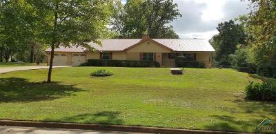 Quitman TX Single Family Home For Sale: $169,900