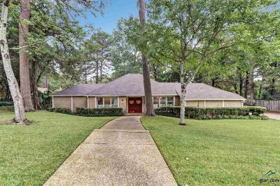 Tyler Single Family Home For Sale: 3317 Pollard Dr