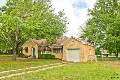 Lindale Single Family Home For Sale: 405 W Hubbard