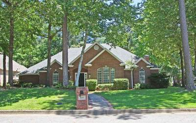 Tyler Single Family Home For Sale: 3670 Canyon Creek