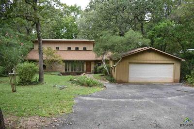 Lindale Single Family Home For Sale: 20521 Hillside Trail