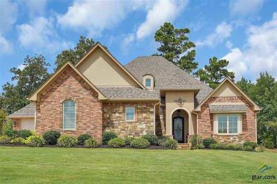 Longview Single Family Home For Sale: 150 Lacebark Ln