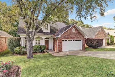 Tyler Single Family Home For Sale: 3425 Bienville Drive
