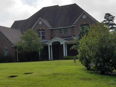 Longview Single Family Home For Sale: 2606 Park Place