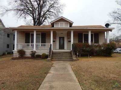 Tyler Multi Family Home For Sale: 506 S Fannin Ave