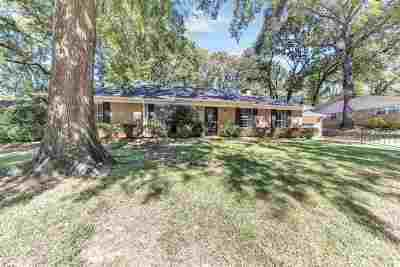 Tyler Single Family Home For Sale: 1026 Pollard