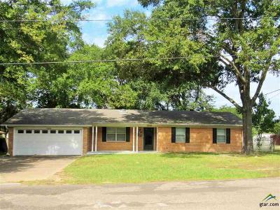 Tyler Single Family Home For Sale: 12538 Pioneer Dr