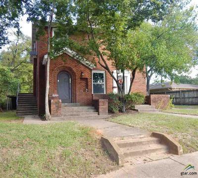 Tyler Multi Family Home For Sale: 528 S Fannin Ave