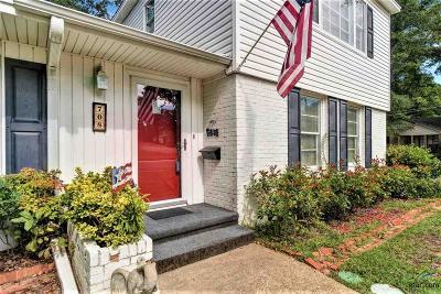 Tyler Single Family Home For Sale: 708 E Dulse Street