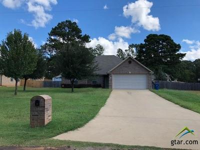 Bullard Single Family Home For Sale: 182 County Road 3521
