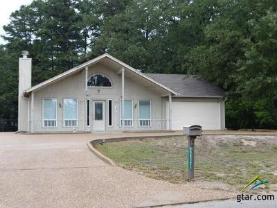 Holly Lake Ranch TX Single Family Home For Sale: $124,900