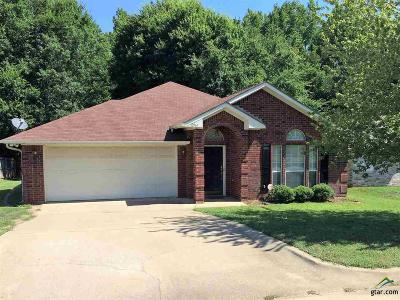 Flint Single Family Home For Sale: 10744 Nashville Drive