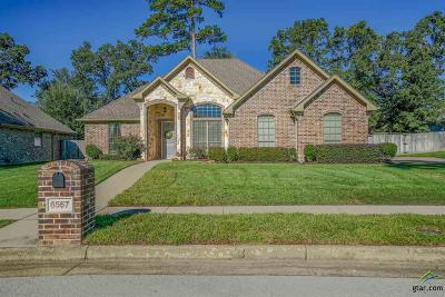 Tyler Single Family Home For Sale: 6557 Emory Ct