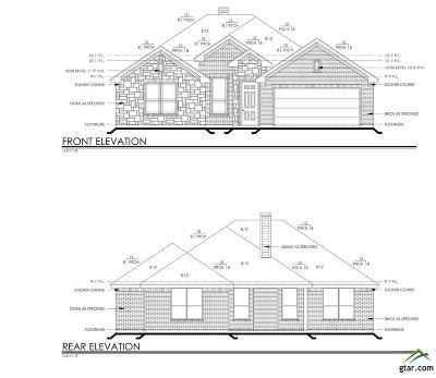 Bullard Single Family Home For Sale: 1409 Nate Cirlce