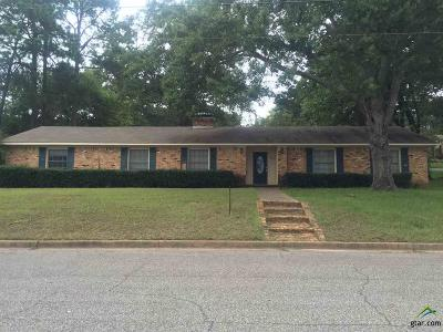 Tyler TX Single Family Home For Sale: $195,000