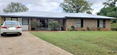 Jacksonville TX Single Family Home For Sale: $99,000