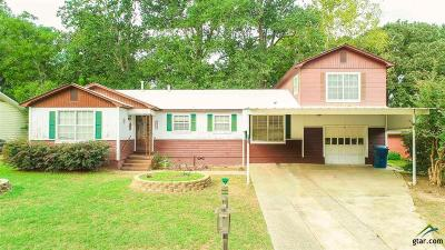Mt Pleasant TX Single Family Home For Sale: $149,900