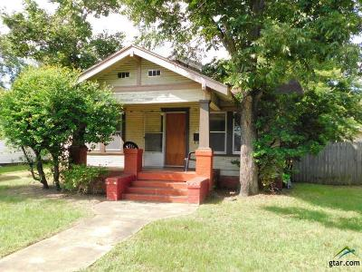 Palestine TX Single Family Home For Sale: $39,500