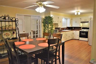 Sulphur Springs TX Single Family Home For Sale: $132,500
