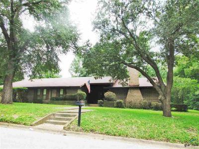 Jacksonville TX Single Family Home For Sale: $155,500