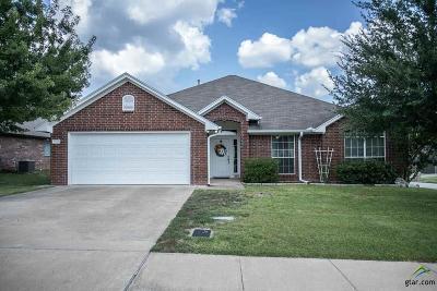 Tyler Single Family Home For Sale: 7364 Manassas