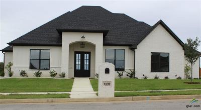 Tyler Single Family Home For Sale: 7337 Tule Creek
