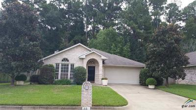 Flint Single Family Home For Sale: 581 Frederick Circle