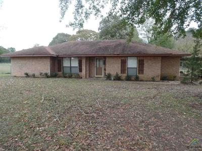 Jacksonville Single Family Home For Sale: 1432 County Road 1515